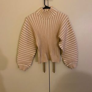 NWOT striped sweater